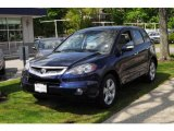 2007 Royal Blue Pearl Acura RDX  #29342787
