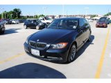 2007 Monaco Blue Metallic BMW 3 Series 335i Sedan #29342789