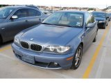 2004 Steel Blue Metallic BMW 3 Series 330i Coupe #29342794