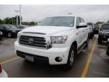 2007 Super White Toyota Tundra Limited CrewMax 4x4 #29342799