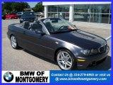 2005 Sparkling Graphite Metallic BMW 3 Series 330i Convertible #29342621