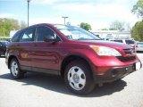 2008 Tango Red Pearl Honda CR-V LX 4WD #29342843