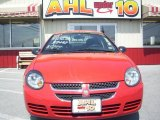 2003 Flame Red Dodge Neon SE #29342231