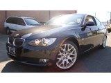 2007 Black Sapphire Metallic BMW 3 Series 328xi Coupe #29342535