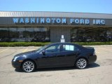 2008 Black Ebony Ford Fusion SE #29342691