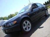 2004 Jet Black BMW 3 Series 330xi Sedan #29342539