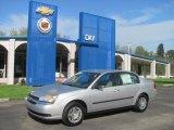 2005 Galaxy Silver Metallic Chevrolet Malibu Sedan #29342382