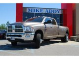 2010 Austin Tan Pearl Dodge Ram 3500 Big Horn Edition Crew Cab 4x4 Dually #29342547