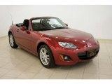 2009 Copper Red Mica Mazda MX-5 Miata Sport Roadster #29342900