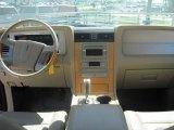 2007 Lincoln Navigator Luxury Dashboard