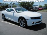 2010 Summit White Chevrolet Camaro LT/RS Coupe #29342938