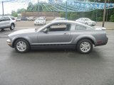 2007 Tungsten Grey Metallic Ford Mustang V6 Deluxe Coupe #29342979