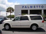 2007 White Chocolate Tri-Coat Lincoln Navigator L Ultimate #29404534