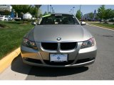 2007 Platinum Bronze Metallic BMW 3 Series 328i Sedan #29404310