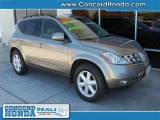 2003 Polished Pewter Metallic Nissan Murano SL AWD #29404327