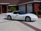 1998 Chevrolet Corvette Arctic White