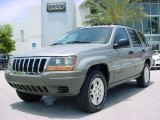 2002 Silverstone Metallic Jeep Grand Cherokee Laredo #29404350