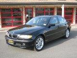 2004 Jet Black BMW 3 Series 330xi Sedan #29404766