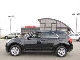 2010 Black Chevrolet Equinox LT #29404635