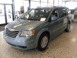 2010 Clearwater Blue Pearl Chrysler Town & Country Touring #29404685
