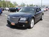 2008 Brilliant Black Crystal Pearl Chrysler 300 C HEMI SRT Design #29433910