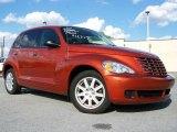 2007 Tangerine Pearl Chrysler PT Cruiser Touring #29438775