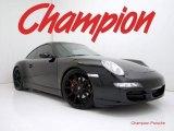 2007 Black Porsche 911 Carrera 4S Coupe #29438791