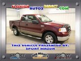 2006 Dark Toreador Red Metallic Ford F150 XLT SuperCab #29439314