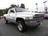 1998 Bright White Dodge Ram 1500 Laramie SLT Extended Cab 4x4 #29438957