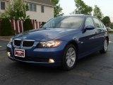 2007 Montego Blue Metallic BMW 3 Series 328xi Sedan #29438975