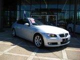 2007 Titanium Silver Metallic BMW 3 Series 328xi Coupe #29438978