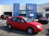2005 Infra-Red Ford Focus ZX4 SE Sedan #29438982
