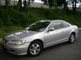2002 Satin Silver Metallic Honda Accord EX Coupe #29483698
