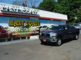 2007 Slate Metallic Toyota Tundra SR5 Double Cab 4x4 #29483525