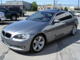 2008 Space Grey Metallic BMW 3 Series 335i Coupe #29483721