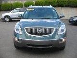 2010 Silver Green Metallic Buick Enclave CXL AWD #29483404