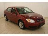 2007 Sport Red Tint Coat Chevrolet Cobalt LT Sedan #29483888