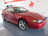 2003 Redfire Metallic Ford Mustang V6 Coupe #29483252