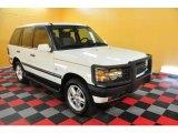 2002 Land Rover Range Rover Chawton White