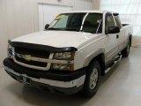 2004 Summit White Chevrolet Silverado 1500 Z71 Extended Cab 4x4 #29483911