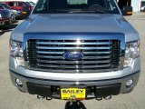 2010 Ingot Silver Metallic Ford F150 XLT SuperCrew 4x4 #29483446
