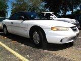 1996 Chrysler Sebring Bright White