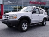 1999 Ford Explorer XL Data, Info and Specs