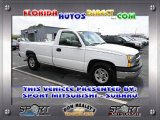 2004 Summit White Chevrolet Silverado 1500 Regular Cab #29483979