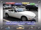1997 White Mazda MX-5 Miata Roadster #29483981