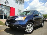 2007 Royal Blue Pearl Honda CR-V LX 4WD #29483687