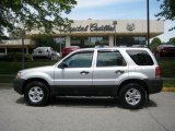 2006 Silver Metallic Ford Escape XLS #29536307