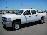 2010 Chevrolet Silverado 2500HD LS Crew Cab 4x4 Data, Info and Specs