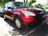 2008 Tango Red Pearl Honda CR-V EX #29536093