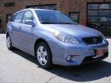 2007 Cosmic Blue Metallic Toyota Matrix XR #29536101